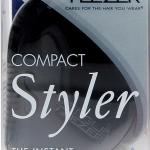 Compact Styler - the instant detangling hairbrush von Tangle Teezer. Weitere Informationen unter: https://hairlounge-sobotta.de/produkte/tangle-teezer/